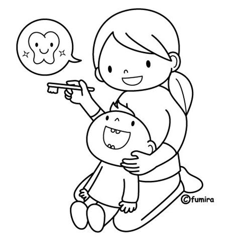 learn to brush my teeth free coloring pages coloring pages