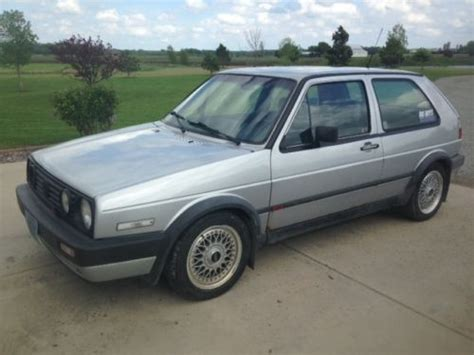volkswagen golf 1985 1985 volkswagen golf diesel german cars for sale