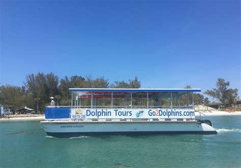 party boat fishing anna maria island boat tours dolphin tours sunset cruises egmont key boat