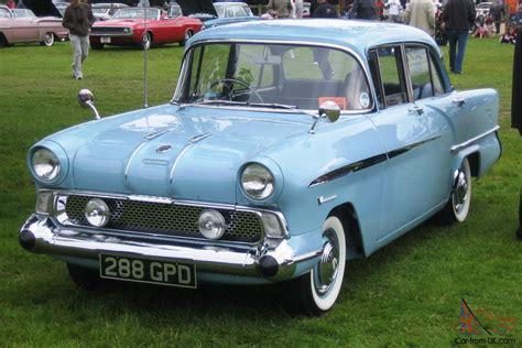 Vauxhall Victor Car Classics