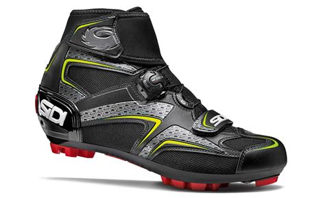 waterproof mtb flat shoes warm for winter with sidi zero road mtb