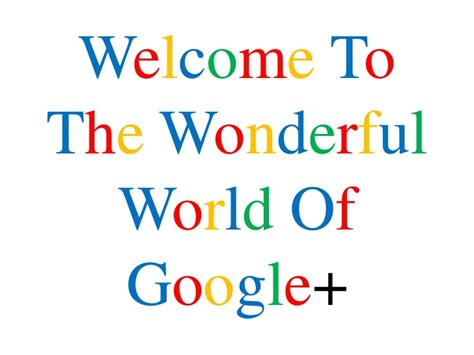 google images welcome welcome to the wonderful world of google