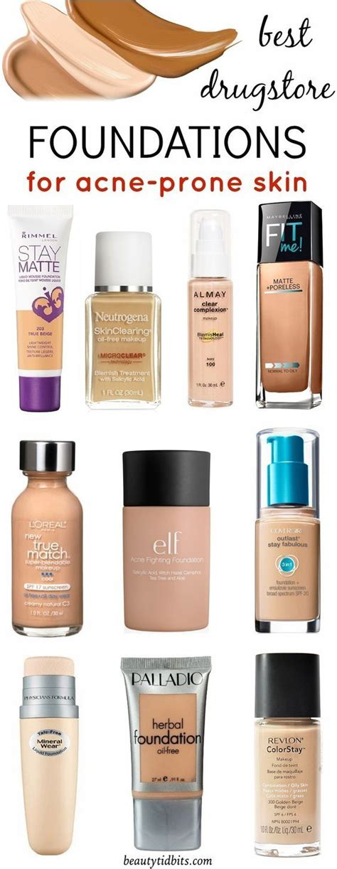 light coverage foundation drugstore 25 best ideas about foundation for oily skin on pinterest
