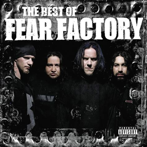 best fear factory album fear factory fanart fanart tv