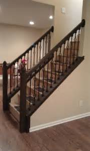 doug bolt woodworking new stair railing