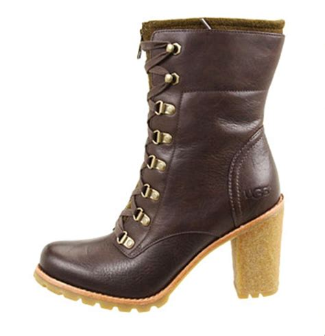 womens shoes ugg australia fabrice 1001267 combat boots