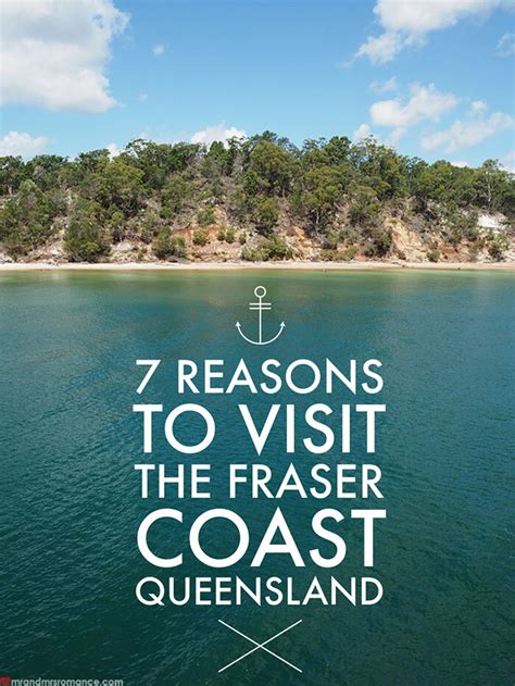 7 Reasons To Go On Vacation To Florida by 7 Reasons To Visit The Fraser Coast Queenslandmr And Mrs