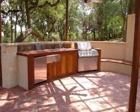 interior design simple outdoor kitchen design
