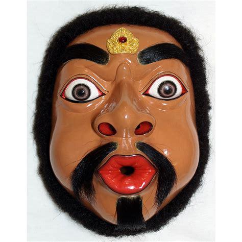 Masker Topeng second topeng demung