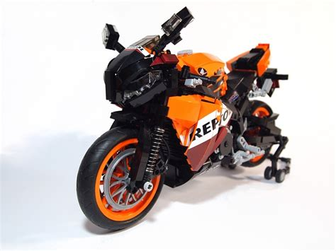 Lego Motorrad Ktm by Lego Ideas Honda Cbr1000rr Repsol Version