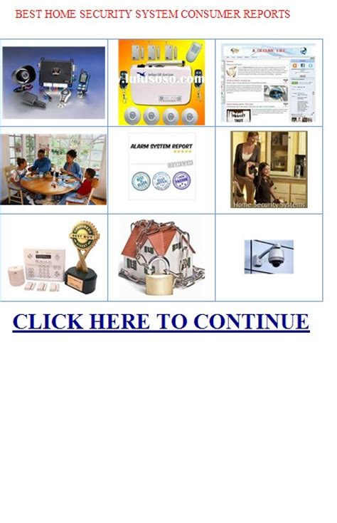 home security systems consumer reports security guards