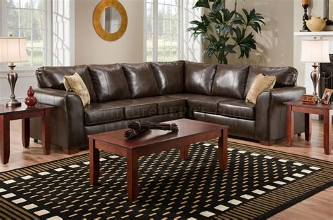 bentley leather sectional brown bentley bonded leather modern sectional sofa w options