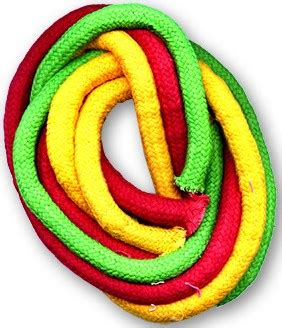 Linking Laces By Paul Harris Tutorial linking rope loops ordinary cotton 7 00 uday jadugar vanishing inc magic shop