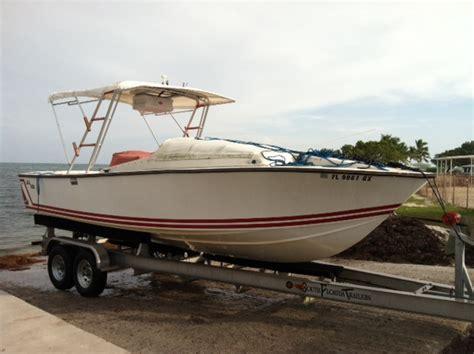sea vee  project boat volvo diesel  hull truth