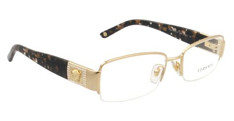 new versace eyeglasses ve 1175b gold 1002 ve1175b ebay