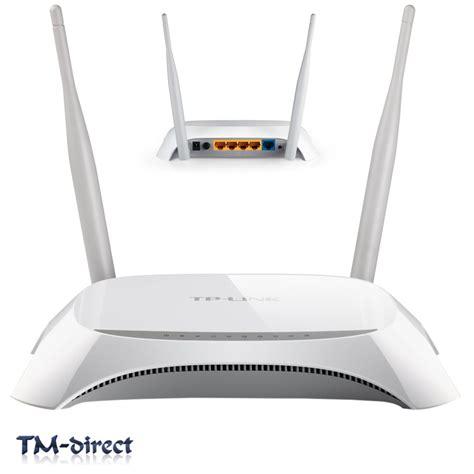 Tp Link Mr 3420 Router Wifi tp link tl mr3420 desktop wireless 3g 4 port router 300mbps 802 11b g n 2 4ghz tp link tl mr3420