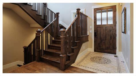 hardwood stairs ll johnson lumber mfg  johnsons