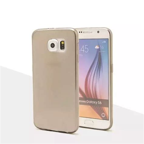 Led Samsung Bandung ultra thin soft for samsung galaxy s6 gray jakartanotebook