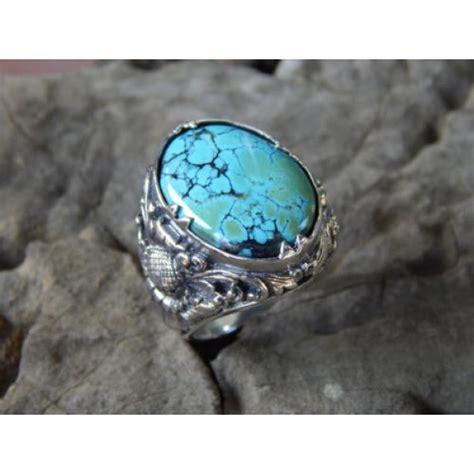 Cincin Perak Motif Bunga Cangkang Kerang cincin perak motif ukir bunga batu torquise cincin perak motif ukir bunga batu torquise