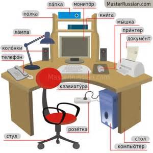 computer desk with monitor shelf office desk russian picture dictionary