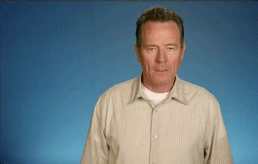 bryan cranston me gif award gifs find share on giphy