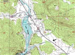 lake george colorado map map to our meetings