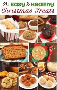 24 easy amp healthy christmas treats amy s healthy baking