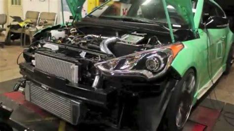 hyundai veloster turbo upgrade tuning fox marketing 2013 sema hyundai veloster turbo
