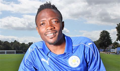 Ahmed Musa Ahmed Musa This Is The Secret To Leicester S Success