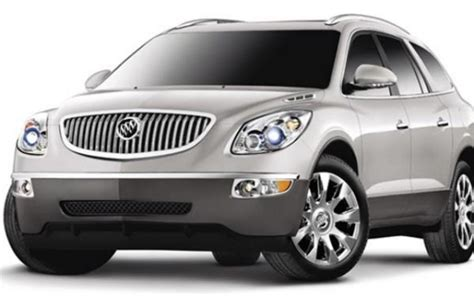 2011 buick enclave information and photos momentcar