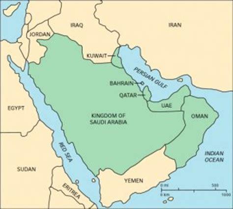 map of arab gulf states six arabian gulf states to adopt schengen type visa system