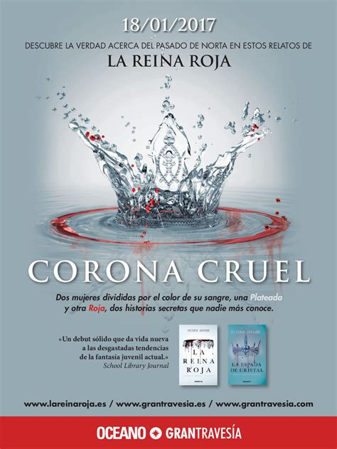 libro corona cruel reina roja llega corona cruel blog oficial de gran traves 237 ablog oficial de gran traves 237 a