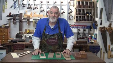 woodworking masterclass steve hay pt 3a pencil 5 nose sliding lid one block of