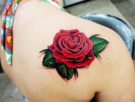de tatuajes de rosas significado de los tatuajes de rosas 8 pasos uncomo