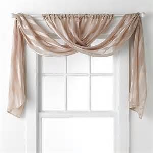 Unusual Valances Add Chic Style With Sheer Curtains Modernize