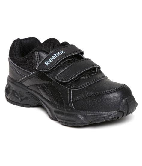 reebok black school shoes price in india buy reebok black