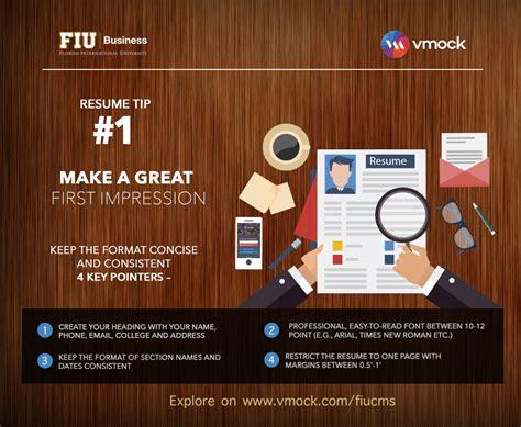 Fiu Mba Reviews by Students Vmock Smart Career Platform Fiu Business