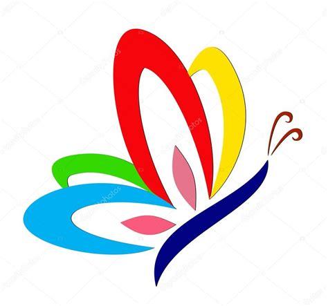 de colores logo mariposa de colores gallery
