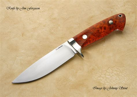 Handcrafted Knives - jim ferguson handmade knives