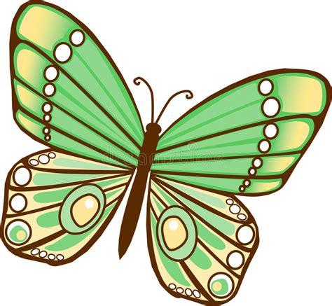 clipart farfalla farfalla verde illustrazione vettoriale illustrazione di
