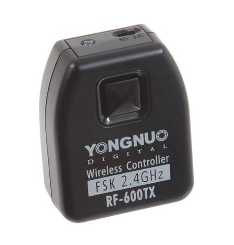 Flash Merk Yongnuo yongnuo rf 600tx flash transmitter 22 95 lekker voordelig bij frank techniek