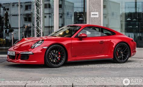 Porsche 991 Gts by Porsche 991 Gts 21 Oktober 2014 Autogespot