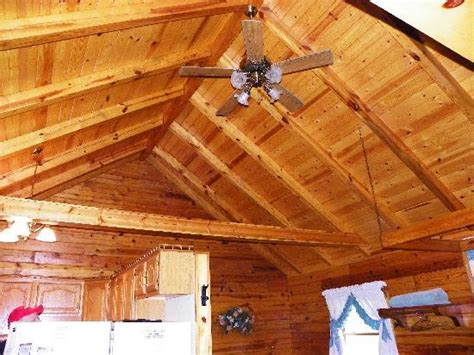 Log Cabin Ceilings by Ceiling Of The Cabin Picture Of Cabins West Virginia Tripadvisor