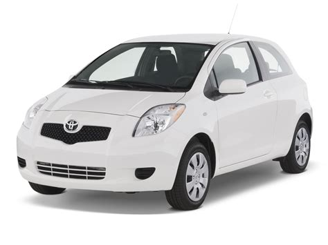 2008 Toyota Yaris Hatchback 2008 Toyota Yaris Reviews And Rating Motor Trend