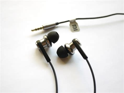Xiaomi Earphone Hybrid xiaomi hybrid earphones mi in ear headphones pro xiaomi piston 4 review