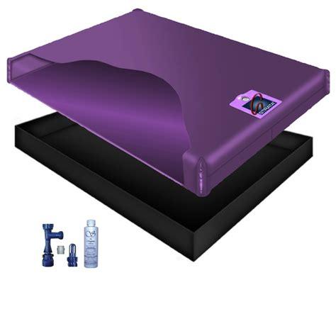 Free Flow Waterbed Mattress free flow waterbed mattress quot starter bundle quot ebay