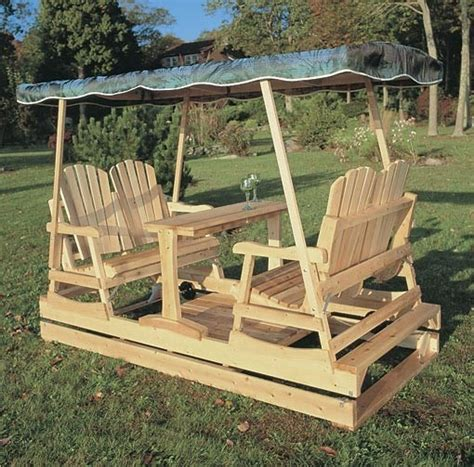 free glider swing plans free double glider swing plans woodworking projects plans