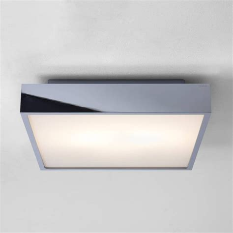 Square Bathroom Ceiling Light Astro Taketa 0821 Square Bathroom Ceiling Light At Lightplan