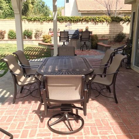 Outdoor Furniture Refinishing Los Angeles Santa Monica Patio Furniture Refinishers