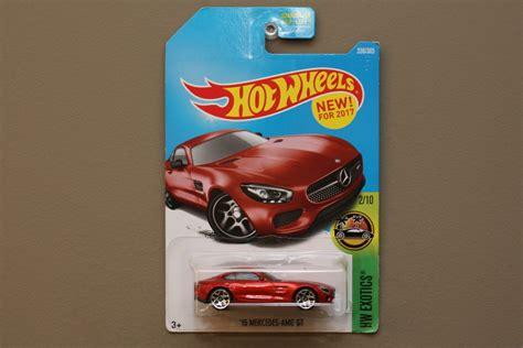 Hotwheels Mercedes 2017 wheels 2017 hw exotics 15 mercedes amg gt